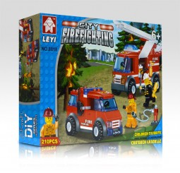 Masina de pompieri