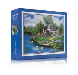 Puzzle Casuta cod 3- 1000 piese