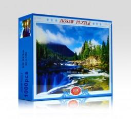 Puzzle Rau 1000 de piese