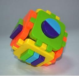 Cub cu forme de potrivit