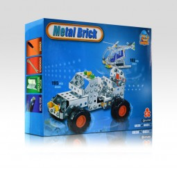 Micul Constructor-Masina de teren