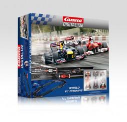 Carrera DIGITAL 132: Pistă curse Formula One Duel